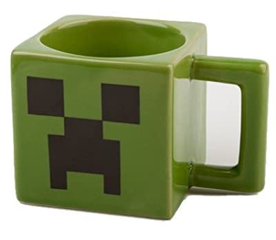 Minecraft Creeper Mug from Jinx