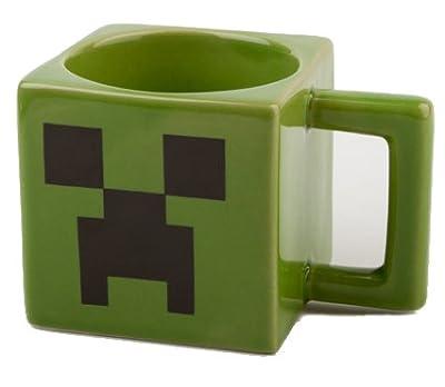 Minecraft Creeper Mug from Jinx