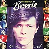 David Bowie THE BEST OF BOWIE VINYL LP 1980 K-TEL DAVID BOWIE
