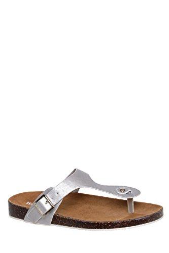 Snoopy Thong Flat Sandal