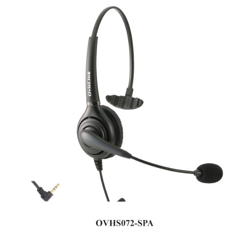 Call Center Headset For Cisco Spa Series Ip Phones