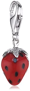 Esprit Strawberry 4428129 Silver Charm