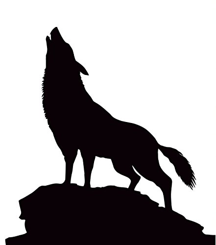 Wolf Animal Predator Rubber Stamps custom stamps rubber Rubber Stamps custom stamps rubber