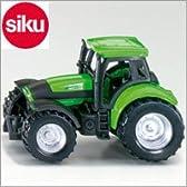 <ボーネルンド> Siku(ジク)社 輸入ミニカー 0859 Deutz トラクター