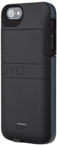 Great Sale Tylt Energy Power Case iPhone 5 and 5s - Retail Packaging - Black/Gray