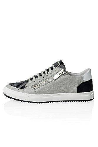Antony Morato Sneaker Uomo Scarpe sportive da uomo Pelle Mastice (Col. 2039) 41