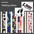 Switch Sticks® Folding Walking Sticks