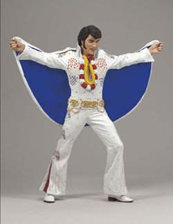 Picture of McFarlane Aloha Elvis Action Figure (B000XVOWN2) (McFarlane Action Figures)