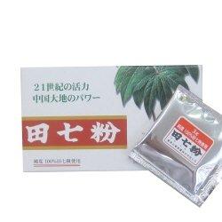 雲南白葯 田七粉 3g×30袋