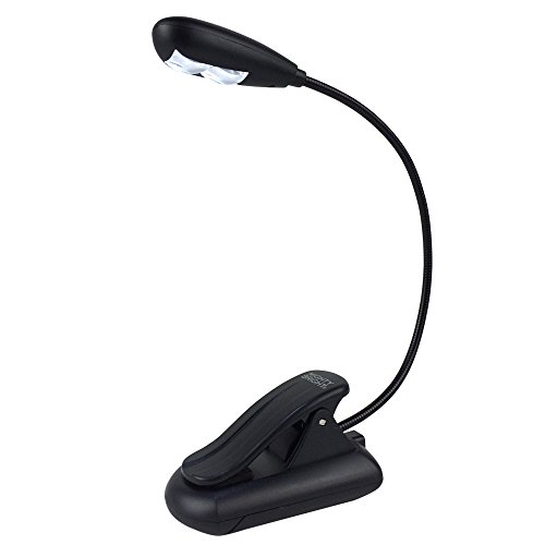 xtraflex-2-led-book-light-black