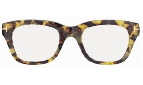 Tom Ford FT5178 Eyeglasses-055 Coloured Havana-50mm (Tom Ford Glasses For Men compare prices)