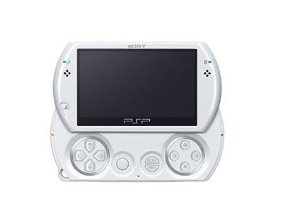 PSP go�֥ץ쥤���ơ�����ݡ����֥� go�� �ѡ��롦�ۥ磻��(PSP-N1000PW) ��ŵ PSP go �������ȥ����ڡ���ץ�����ȥ������դ�