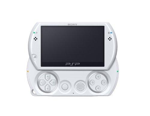 PSP go「プレイステーション・ポータブル go」 パール・ホワイト (PSP-N1000PW)