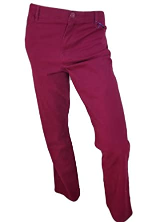 Gloria Vanderbilt Amanda Tapered Jeans (Cranberry Wine, 18 Short)
