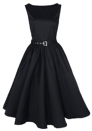 Audrey Hepburn Style 50s Dress