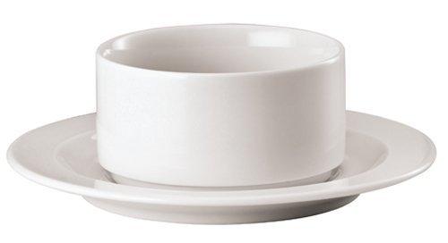 Arthur Krupp Omnia 8-1/2-Ounce Cereal Bowl, Set of 6 by World Cuisine