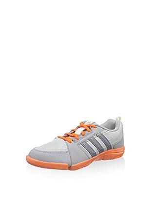 adidas Zapatillas Deportivas Bounce (Gris)