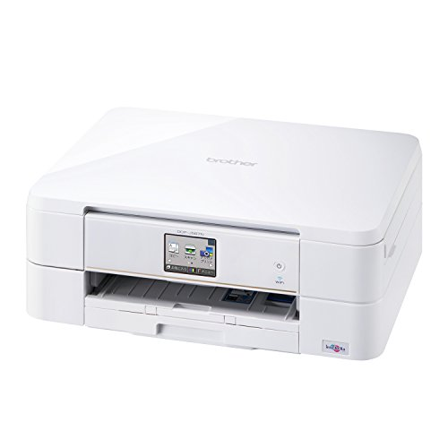 brother プリンター A4 インクジェット複合機 PRIVIO DCP-J567N (両面印刷/無線LAN対応)