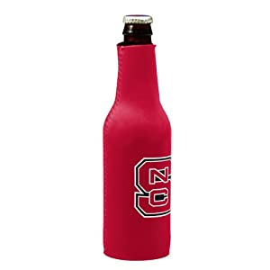Buy NCAA North Carolina State Wolfpack Bottle Drink Coozie by Logo