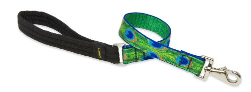 Lupine 1-Inch 2-Feet Traffic Lead, Tail Feathers front-477174
