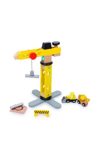 Small-Foot-Company-2226-Lastenkran-mit-Betonmischer-und-Radlader