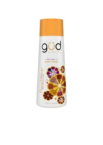 Gud Natural Body Wash, 10 Fluid Ounce