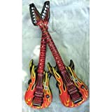 Flame Design Inflate Guitars 42 inch (12/PKG) by TC