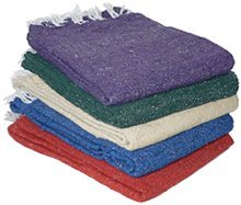Mexican Cotton Blanket front-1081012