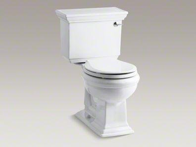 Review: The Kohler Memoirs Two Piece Toilet - Rate My Toilet