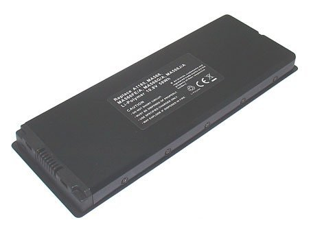 9-cell,10.80V,5400mAh,Li-Polymer,Hi-quality Replacement Laptop Battery for APPLE MacBook 13