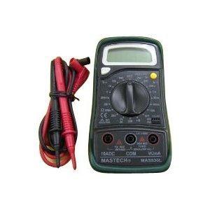 ican® MAS830L 高精度 デジタルマルチテスター