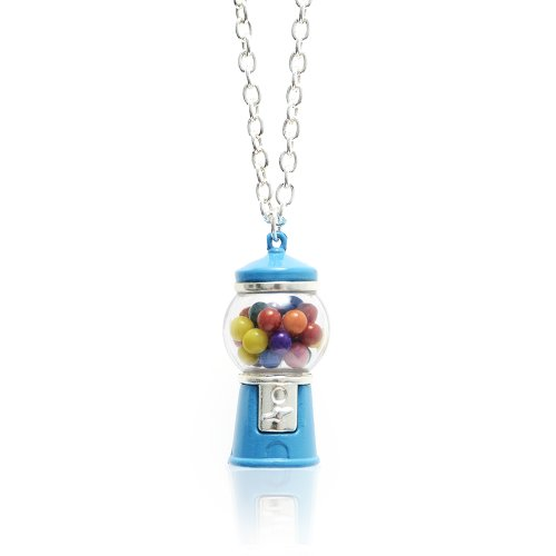 Dylan's Candy Bar Gumball Machine Necklace