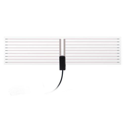 August DTA400 Digital TV Antenna – Portable Indoor/Outdoor Aerial for USB TV Tuner / Digital Television / DAB Radio – With Adhesive Mount