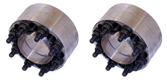 Front Dual Wheel Adapters ('99-'04 Ford F-Series Truck)