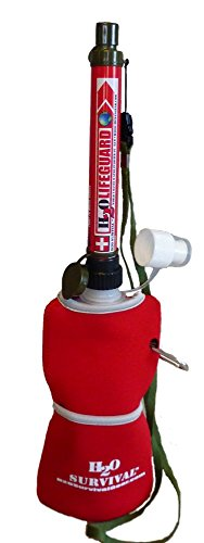 H2O-Survivaltm-H2OLIFEGUARD-Water-Filter-Straw-999999-Effective-Filtration-530-GALLON-High-Capacity-Foreign-Domestic-Travel-Water-Purifier-Includes-Neoprene-Hydration-Bag-Adaptor