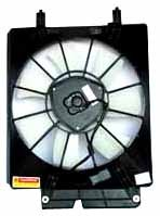 TYC 610530 Honda Replacement Condenser Cooling Fan Assembly from TYC