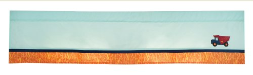Zutano Construction Valance (Discontinued by Manufacturer) - 1