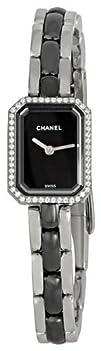 Chanel Premier Diamond Case Ladies Wa…