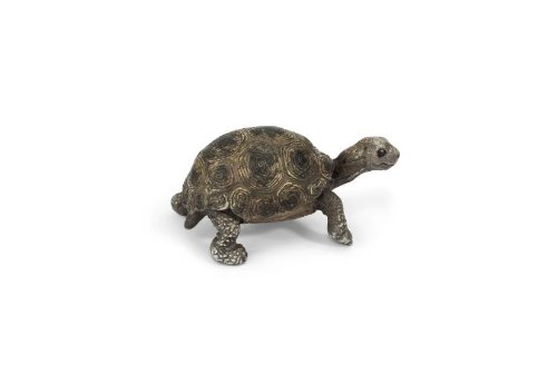 Schleich Giant Tortoise Young Toy Figure - 1