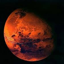 Planet Mars (Describes Our Historical Views Of The Planet Mars) Vhs Video