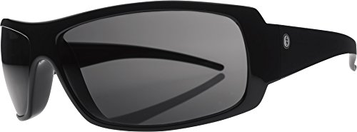 Electric Charge Sunglasses Gloss Black/M1 Grey Polarized Lens Mens