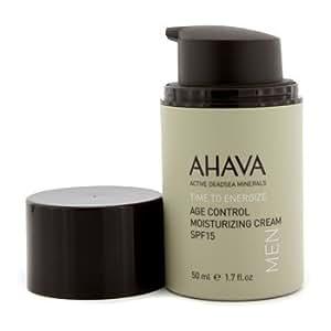 Men Protective Moisturizing Fluid SPF 15 - Ahava - Day Care - 50ml/1.7oz