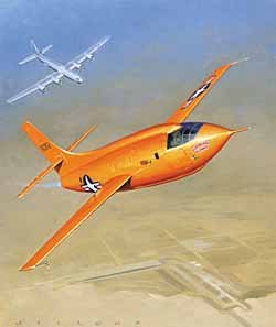Fellows: 1947 Bell X-1