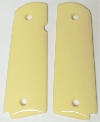 1911 Gun Grips Acrylic Faux Aged Ivory GG1911AIV (1911 Bushing Compensator compare prices)