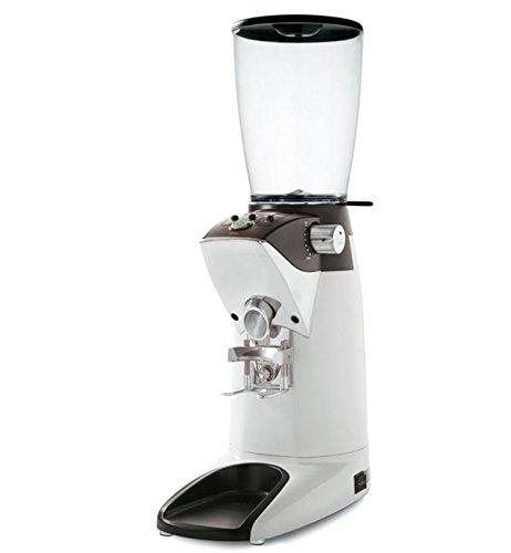 Compak F8 Fresh On Demand Espresso Grinder - Polished Aluminum (Compak Grinder compare prices)