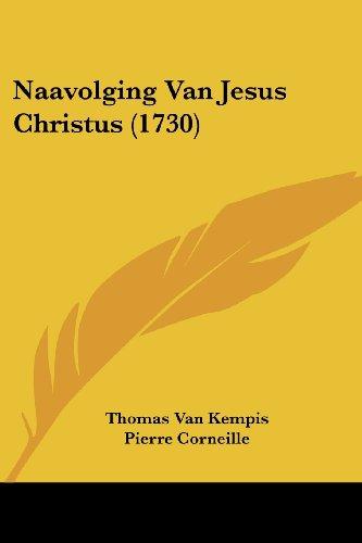 Naavolging Van Jesus Christus (1730)