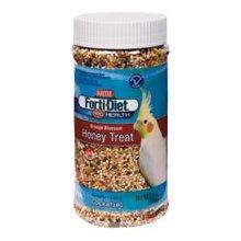 Cheap Bird Supplies Tiel Orange Honey Jar (KT94242)