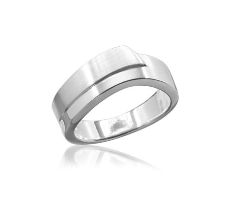 VINANI Damen Ring Tangle Silber 925 RTE Gr: 52/16