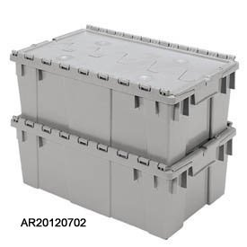 10 New Plastic Removal Storage Crates Box Container 18L
