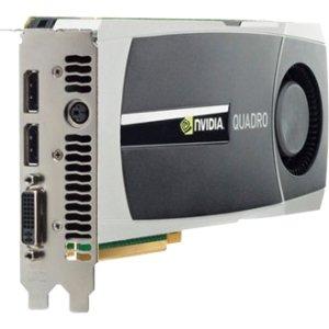 WS096AT Quadro 5000 Graphic Card – 2.50 GB GDDR5 SDRAM – PCI Express 2.0 x16 by HEWLETT PACKARD